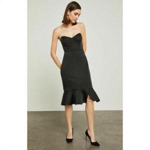 BCBG MAXAZRIA Strapless Dress, Size 8 - M, NwT